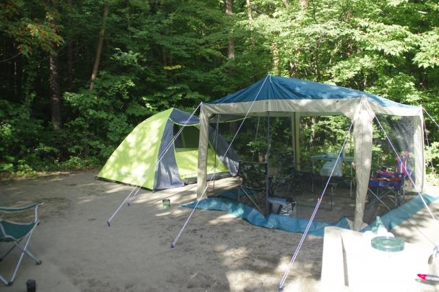 キャンプのレイアウトを楽しもう!ブログはお手本になる!