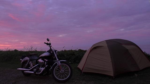 キャンプ場に泊まりながら伊豆をバイクで巡る旅のススメ