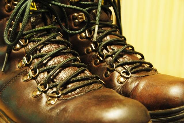 コロンビアの登山靴は修理ができる?お手入れして長く使おう