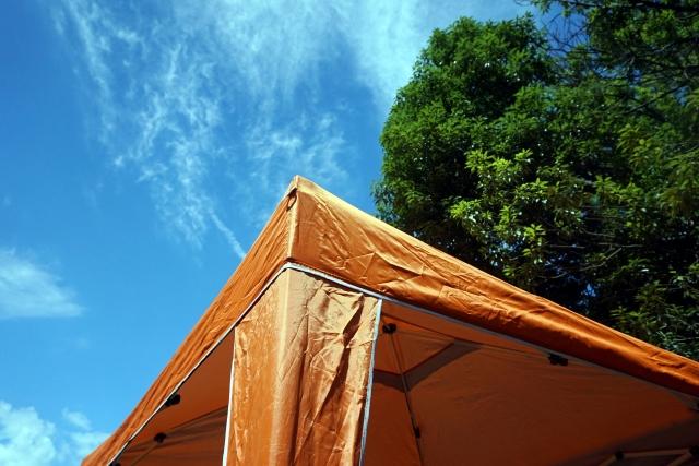 夏の日差しから守る!ヒルバーグ製タープの遮光性は高いの?