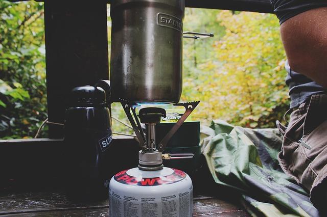 プリムス等のOD缶に他のCB缶・OD缶からガスを詰め替える方法