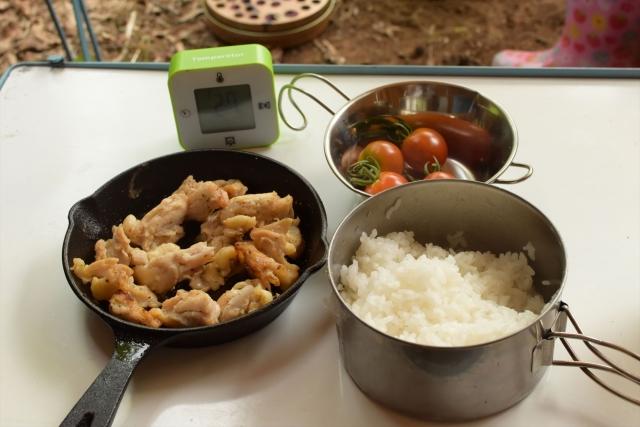 実はシンプル!モンベルのクッカーの炊飯方法をご紹介