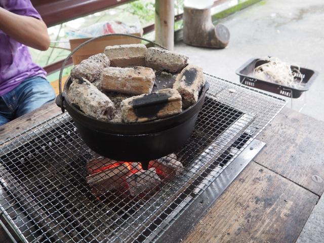 機能的なユニフレームのダッチオーブン!錆びた時の対処とは