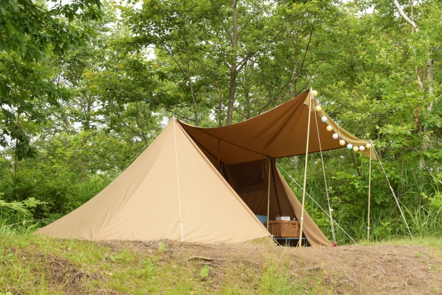 低価格なヨーレイカのテント!機能面などの評判はどうなの?