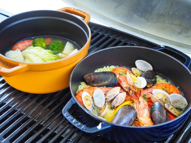ルクルーゼ?ストウブ?煮込みや炊飯など、用途から鍋選び!
