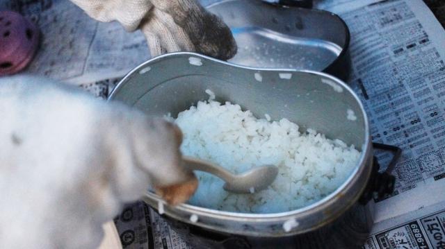 ロゴスの飯盒を使ったご飯の炊き方!美味しく炊けるコツは?