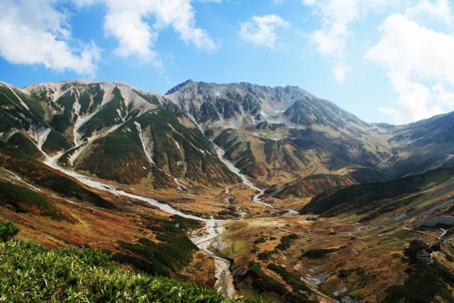 百名山は難易度の低い山もある!まずは日帰り登山から挑戦!