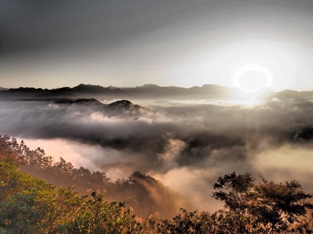 雲海が見れるかも!?岡山県のオススメキャンプ場をご紹介!