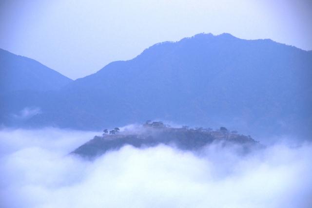 雲海を見る事ができる条件とは?雨の日でも見ることは可能?