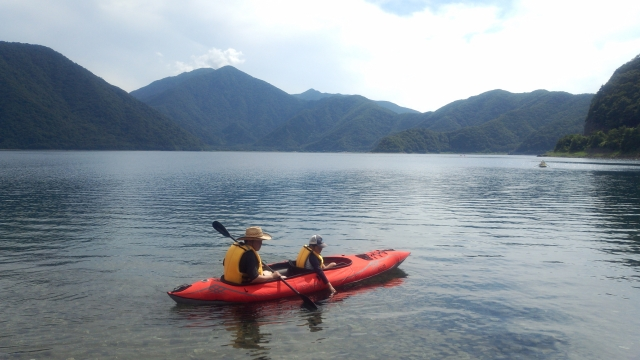 カヤックをレンタルしたい!琵琶湖のオススメのお店をご紹介