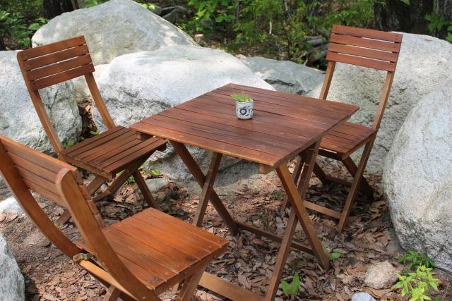 キャンプに持って行くおしゃれなテーブルを見つけよう!