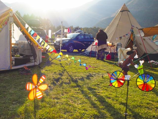 キャンプをおしゃれに楽しもう!レイアウト方法などをご紹介