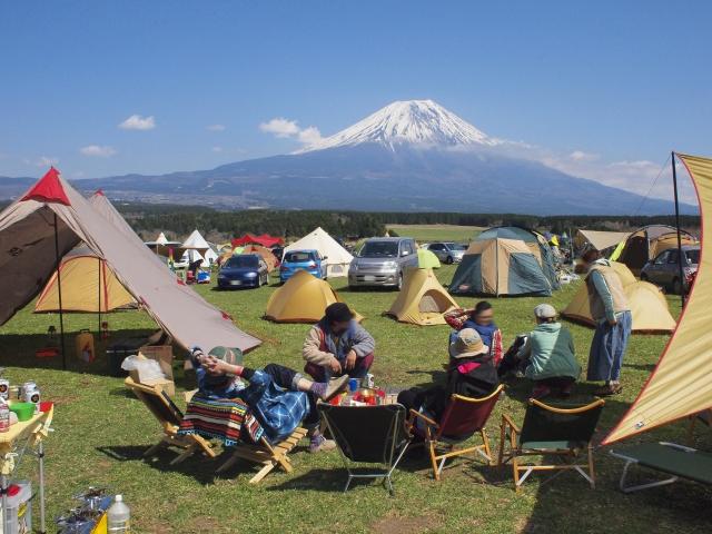 キャンプのテントはレンタルがおすすめ!その理由をご紹介
