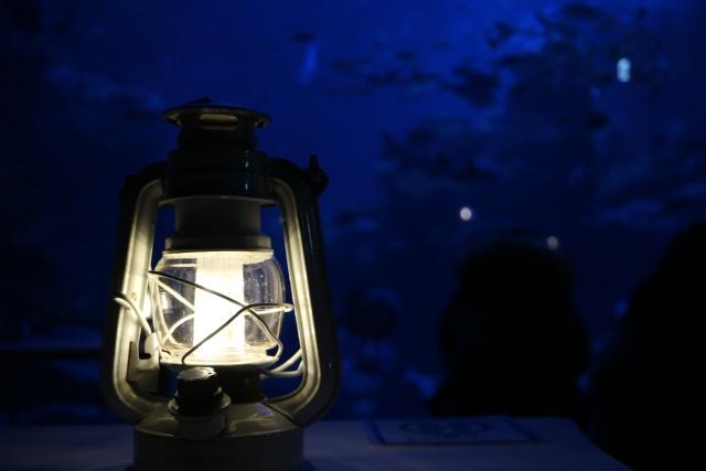 キャンプの夜にマストアイテムのランタン!LEDがおすすめ!