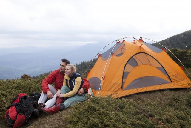 キャンプ初心者の夫婦でも安心!二人でキャンプを楽しもう!
