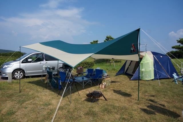 キャンプ初心者でもすぐに始められる!最低限買うものは?