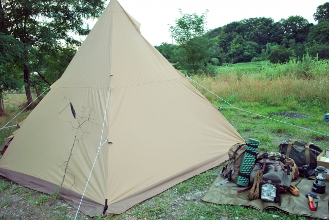 キャンプに必要な道具とは?おすすめをシーン別にご紹介