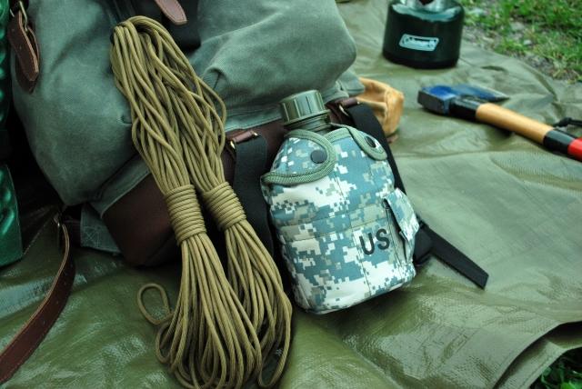 キャンプに必要な道具を一式揃えたい!何を用意すればいい?