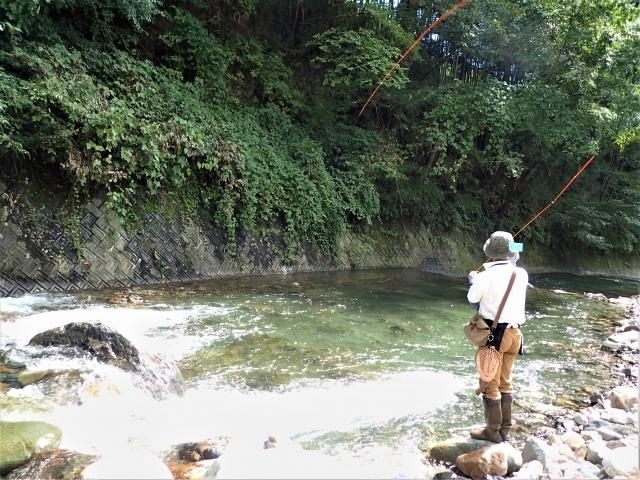キャンプに行ったら釣りもしたい!ブログでおすすめの場所!
