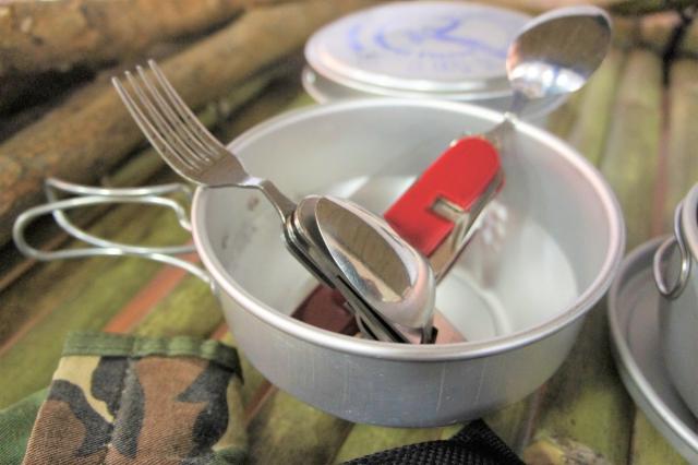 スノーピークのクッカーで調理!初心者にはアルミがおすすめ