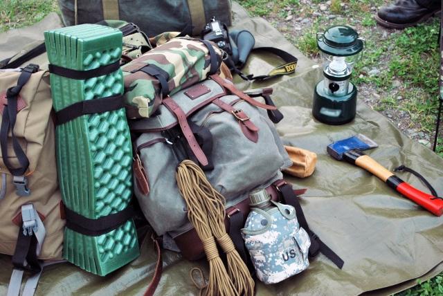 キャンプで使える持ち物のチェック方法や確認事項を知ろう!