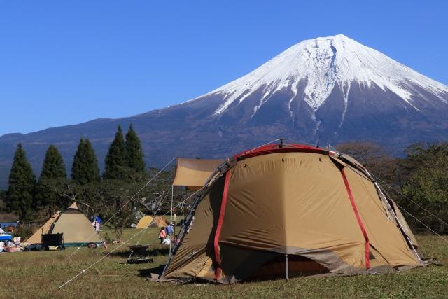 テントを選ぼう!登山で使えるおすすめのアイテムをご紹介!