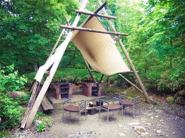 バーベキューにはテントやタープが必要?おすすめの理由とは