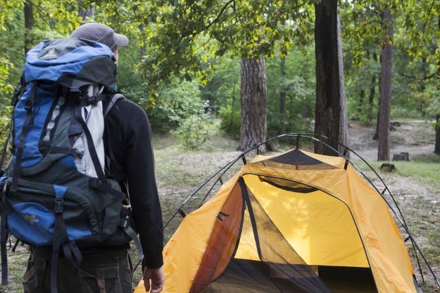 プロモンテテントを改造して登山キャンプをもっと快適に!