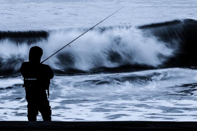 モンベルのグローブで手指を防寒して冬場の釣りを楽しもう