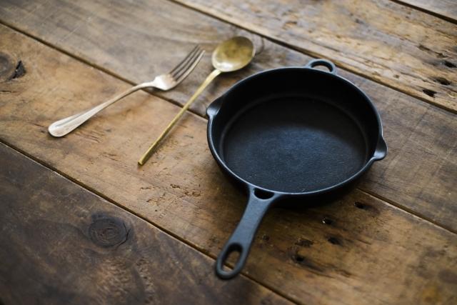 ユニフレームのスキレットで料理!ブログのおすすめとは?