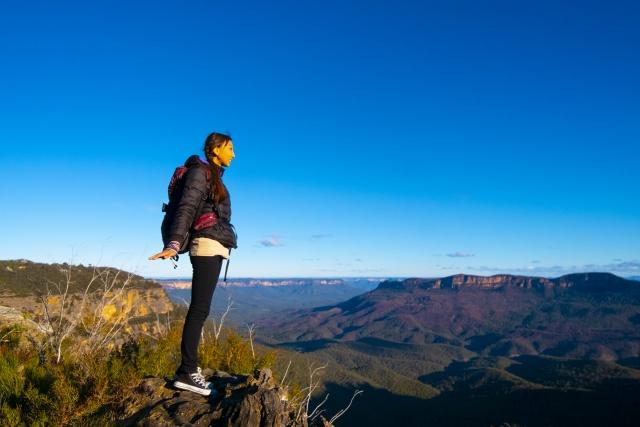 登山の魅力と忘れてはいけない持ち物は?女子必見!