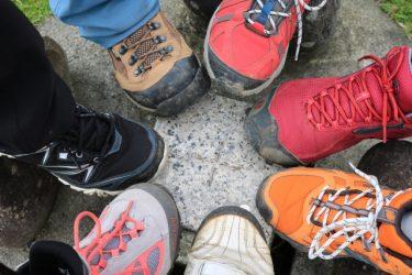 ハイキングに適した靴とは?おすすめの靴をご紹介