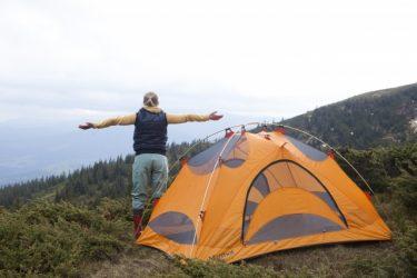 初心者は事前に要チェック!登山におすすめなテントはこれ!