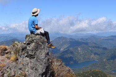 数人での登山とは一味違う!初心者が一人で山を登るために!