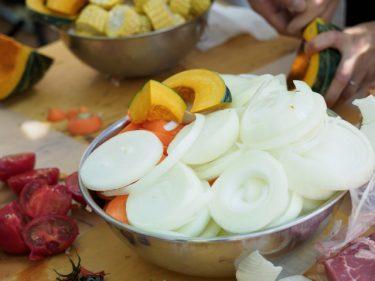 バーベキューの玉ねぎの切り方は色々!調理に適した切り方を