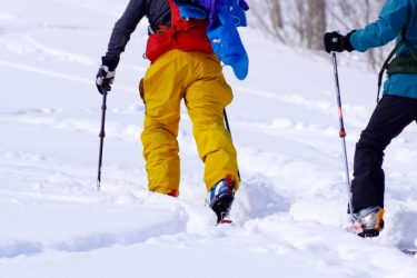 登山装備の仕方は季節によって違う!冬季登山の安全策とは